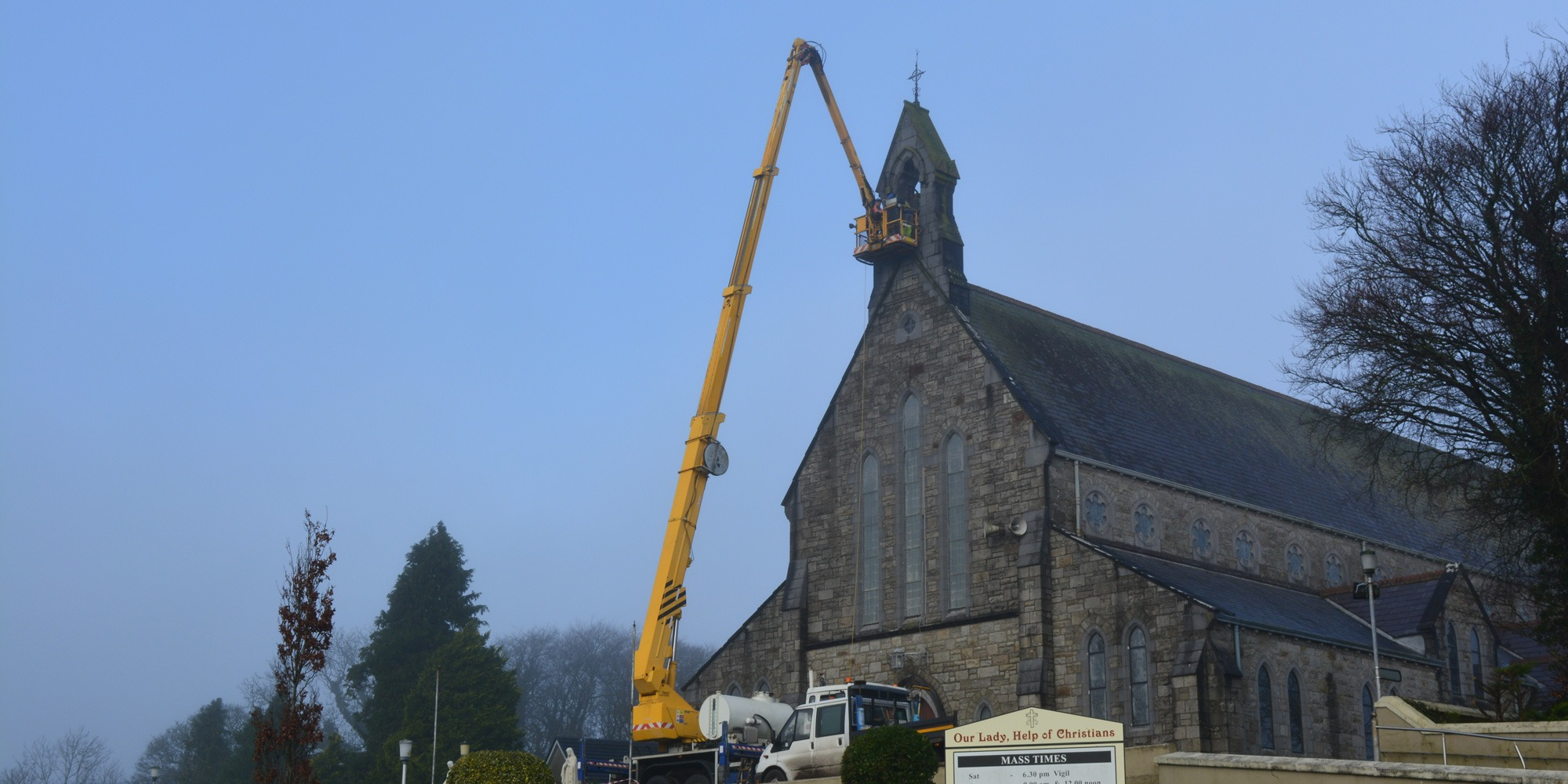 Church-Roof-Cleaning-Contractors-Mayo,-Sligo,-Roscommon,-Galway-Ireland