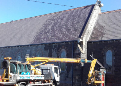 Church-roof-cleaning-services-Mayo,-Galway,-Sligo,-Roscommon-Ireland