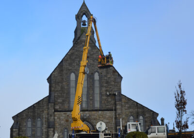 External-cleaning-for-churches-in-Mayo,-Roscommon,-Sligo,-Galway,-Ireland