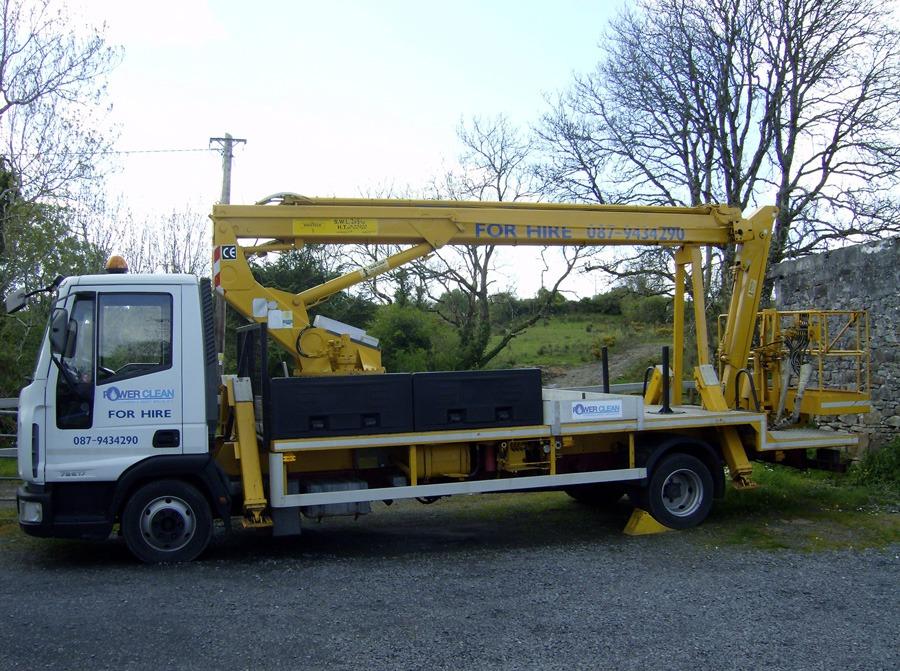 23 Meter Sky King Truck